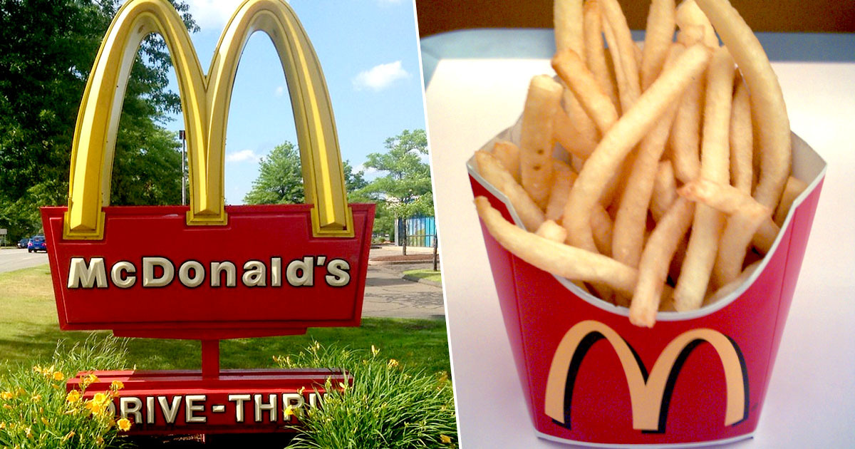 Woman fires shot in mcdonald's over cold fries
