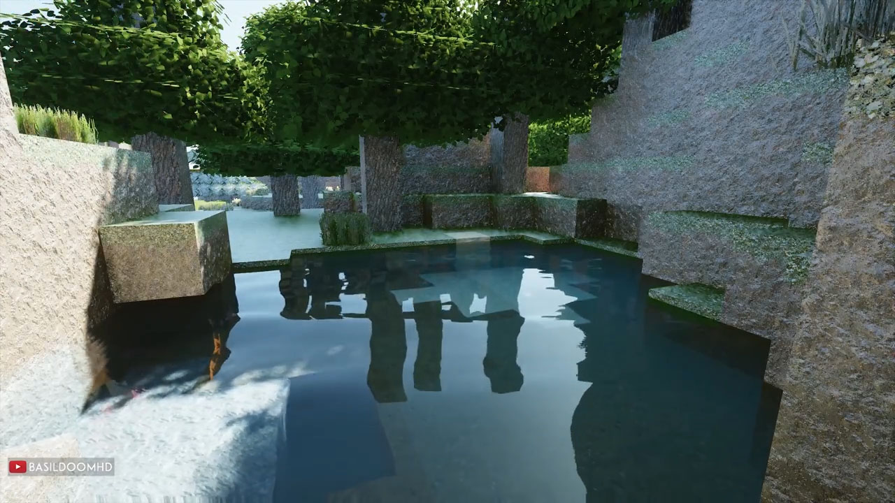 Minecraft With Texture Packs And Ray Tracing Is Jaw-Dropping
