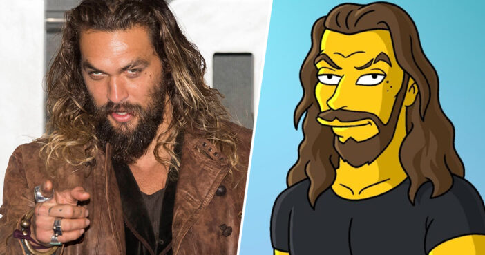 Jason Momoa To Guest Star In The Simpsons