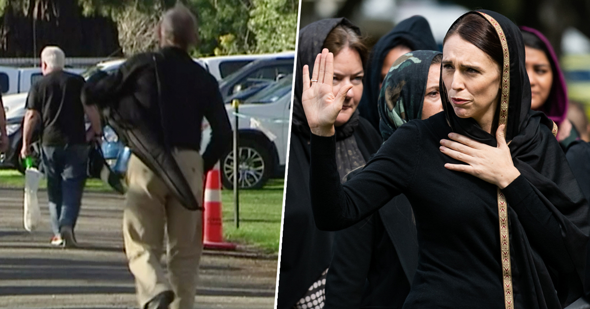 Gun owners going to hand in weapons in new zealand