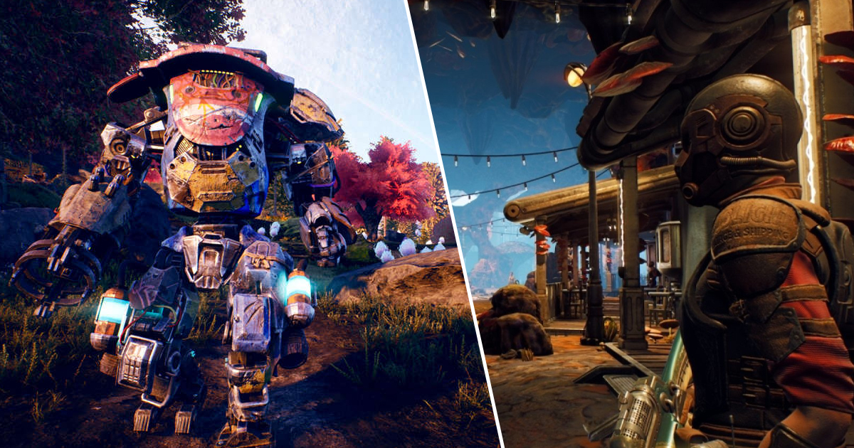 Fallout-Inspired RPG The Outer Worlds Is Coming To Nintendo Switch