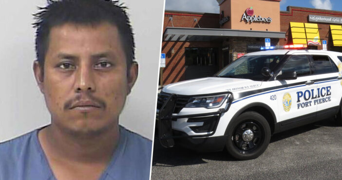 Florida Man Arrested After Having Three Beers And Pissing On Cop Car