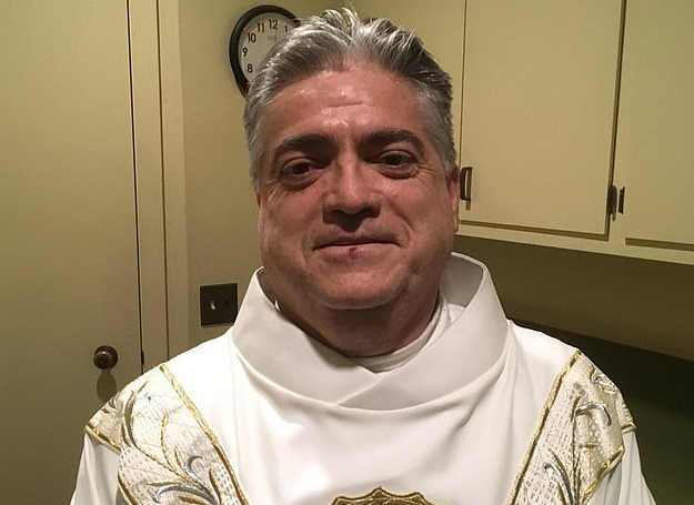 father oscar diaz