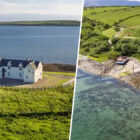Private 660-Acre Island With Huge Farmhouse And It's Own Ferry For Sale
