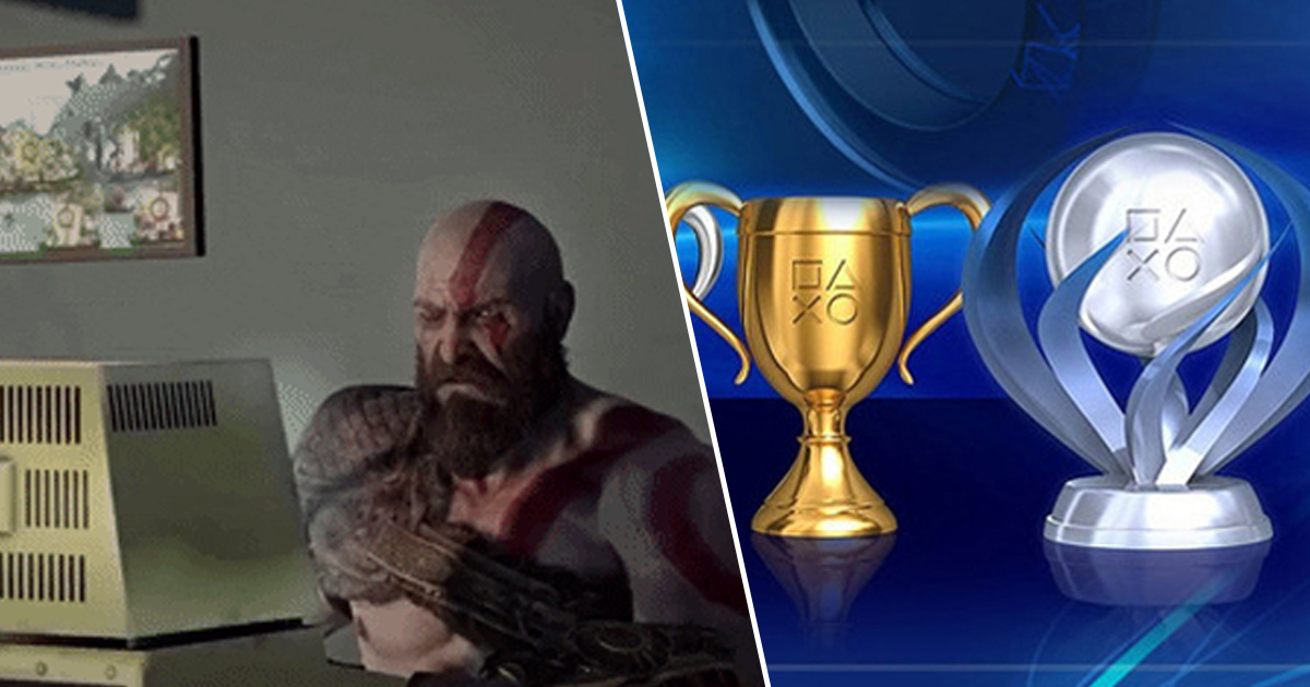 PlayStation Twitter Blows Gamers' Minds With Hidden Trophy Revelation