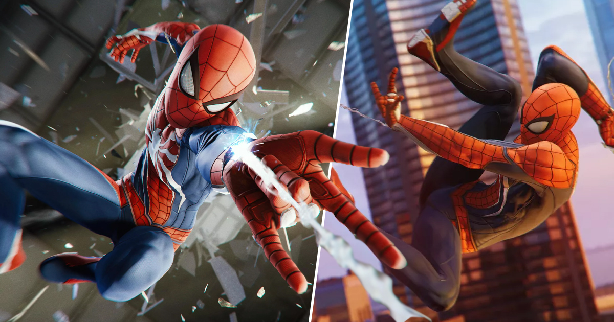 Marvel's Spider-Man Now The Best-Selling Superhero Game In US History