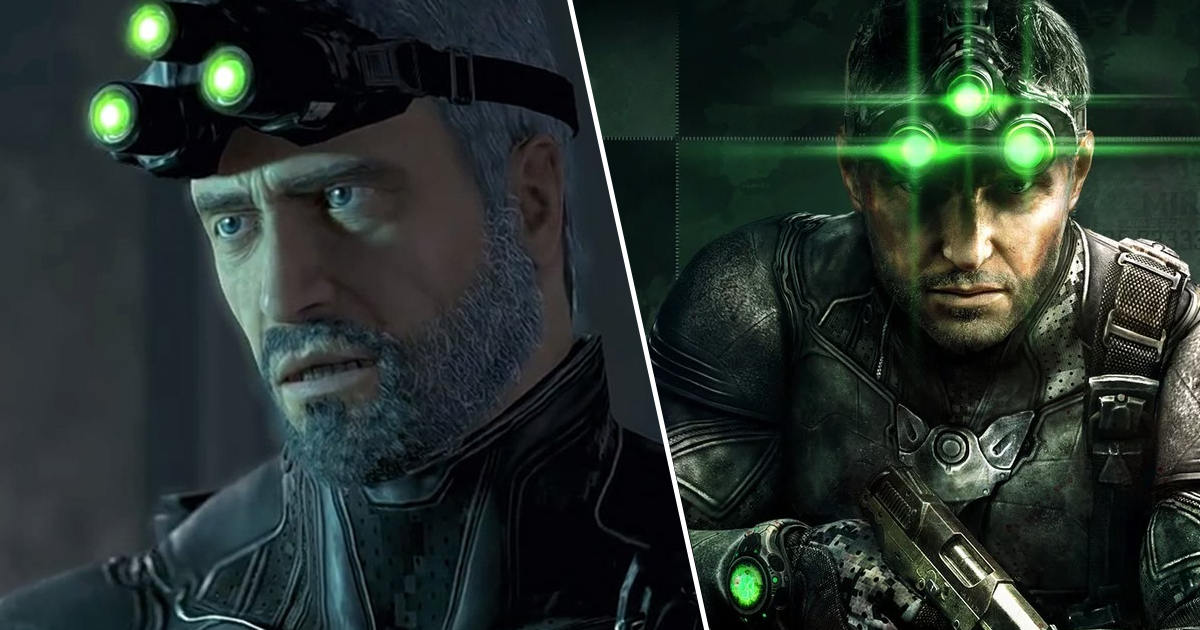 Splinter Cell Could Finally Be Returning - As A VR Game From Facebook