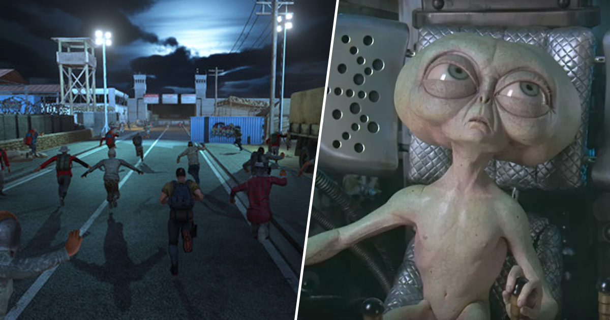 Storm Area 51 In This Inevitable (And 'Horrible') New Steam Game