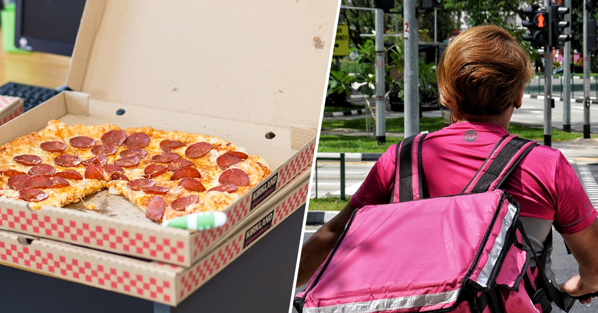28% Of Delivery Drivers Have Eaten Some Of Your Food Before It Arrives, Study Finds