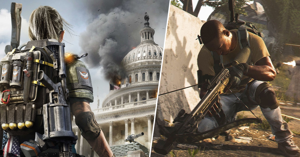The Division 2 Director Asks If Fans Want Single-Player, Story Driven Spinoff