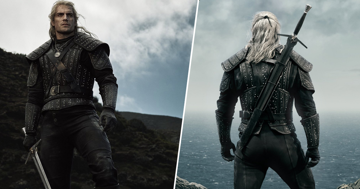 The Witcher Netflix: First Look At Geralt, Yennefer, And Ciri Revealed