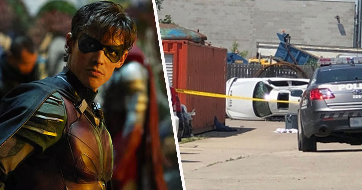 Crew Member Killed On Set Of Titans After Stunt Goes Wrong