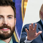 Fans Cheer Chris Evans After He Calls Trump's Congresswomen Tweets 'Racist'