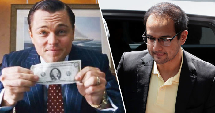 wolf of wall street producer