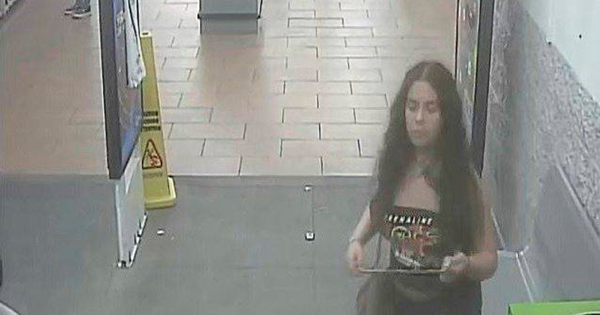 Woman Wanted By Police For Urinating On Potatoes In Walmart