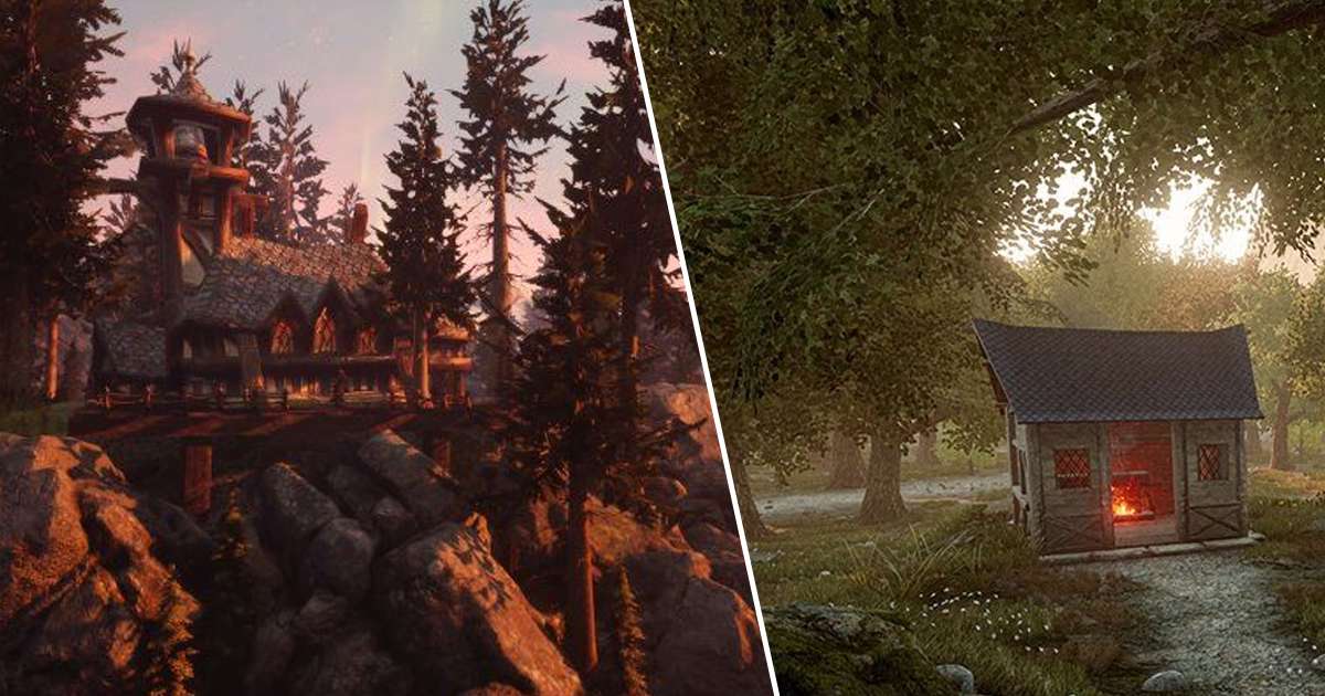World Of Warcraft Recreated In Unreal Engine 4 Looks Glorious