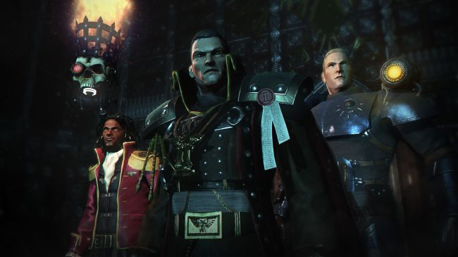A Warhammer 40K Live-Action Series Is In Development
