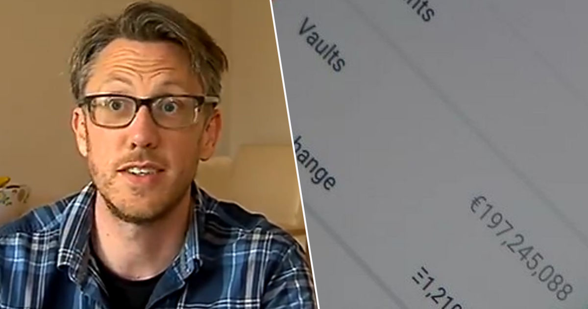 Irish Guy Stunned After Nearly €200 Million Appears In Bank Account