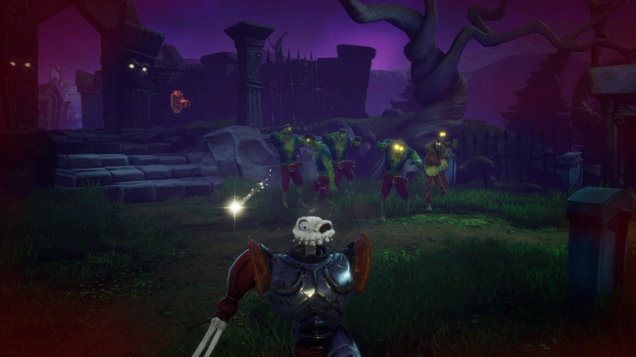 "MediEvil Remake ""Feels Like Dark Souls"" According To PlayStation"
