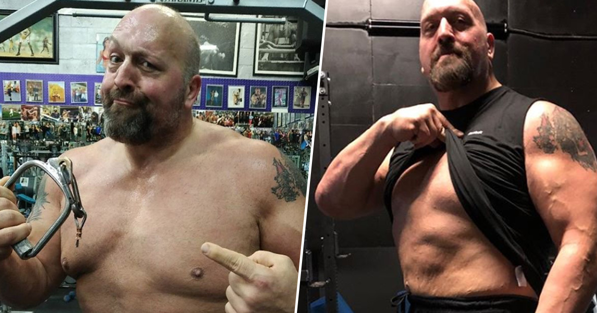 WWE Star The Big Show Got In Shape After John Cena 'Lit A