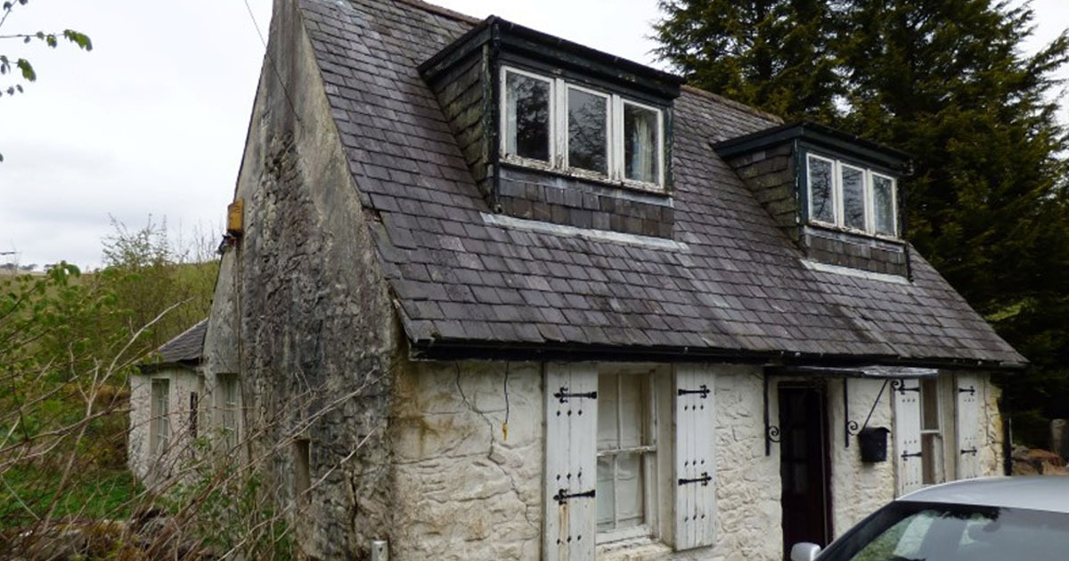 3-Bed Detached House Goes On Sale In UK For Just £5,000