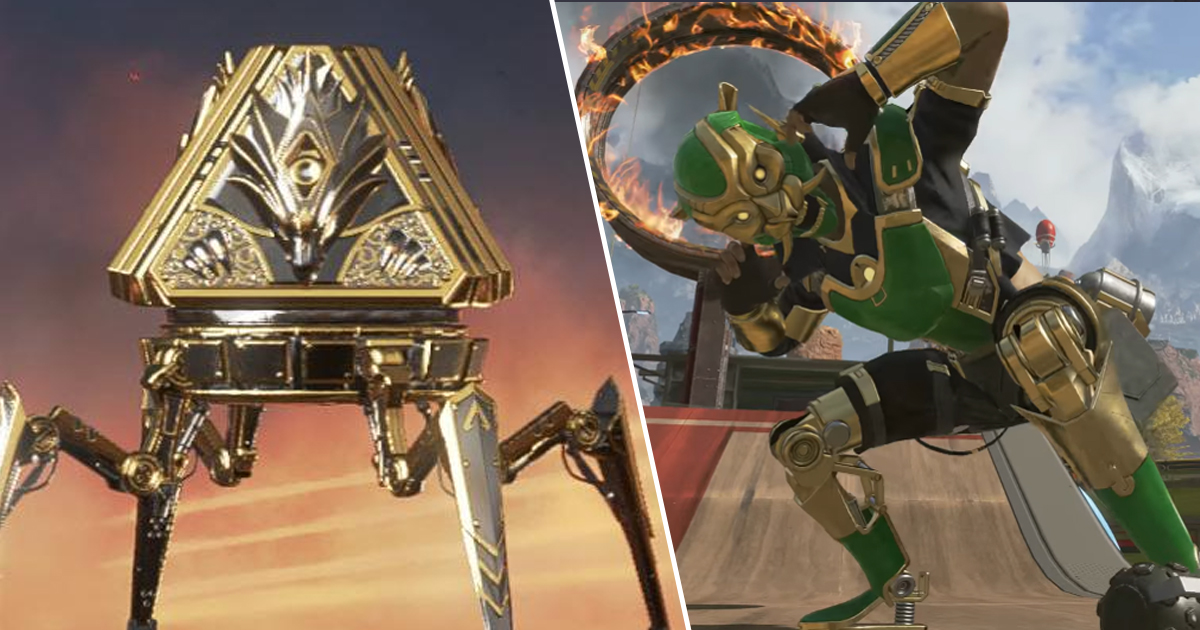 Apex Legends Heirloom Axe Costs Over £112 In Microtransactions, And Fans Aren't Happy