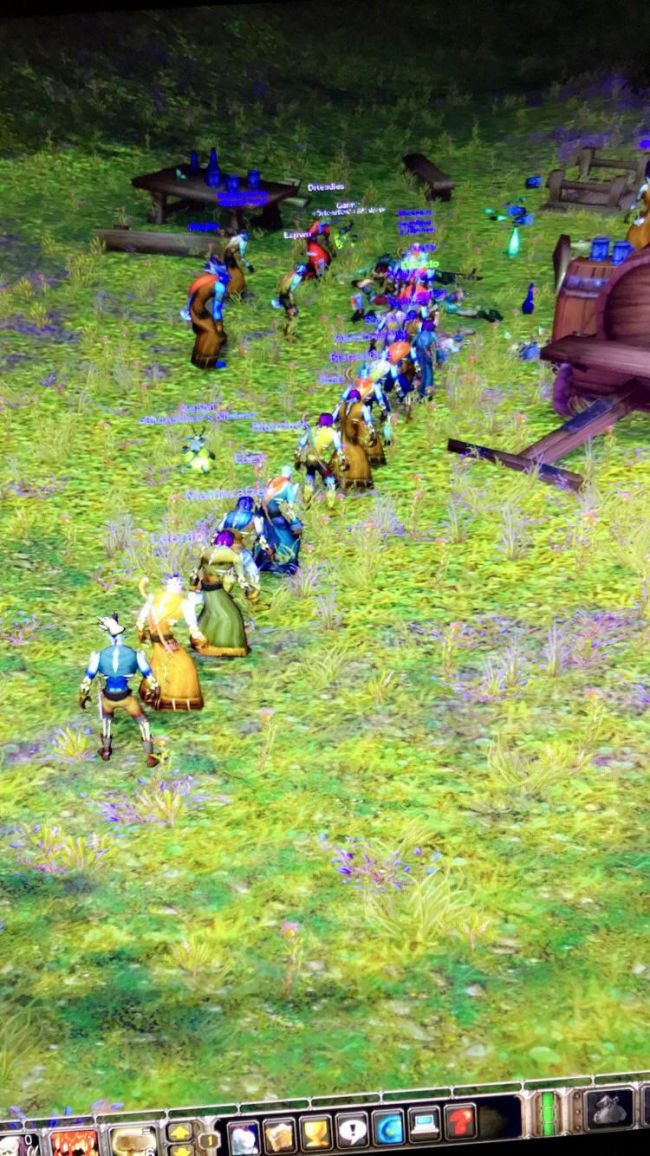 World Of Warcraft Classic So Overpopulated Players