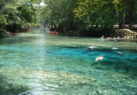 Ginnie Springs