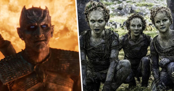 First Image Of Game Of Thrones Prequel Bloodmoon Leaks Online