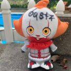 Pennywise Doll 'Floated' Into Woman's Back Garden So She Burned It