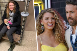 Ryan Reynolds Happy Birthday Post to Blake Lively Full Of Pics She Wasn't Ready For