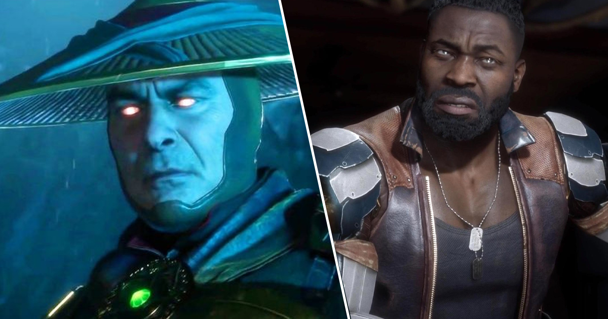 Mortal Kombat Movie Casts Jax, Raiden And Liu Kang