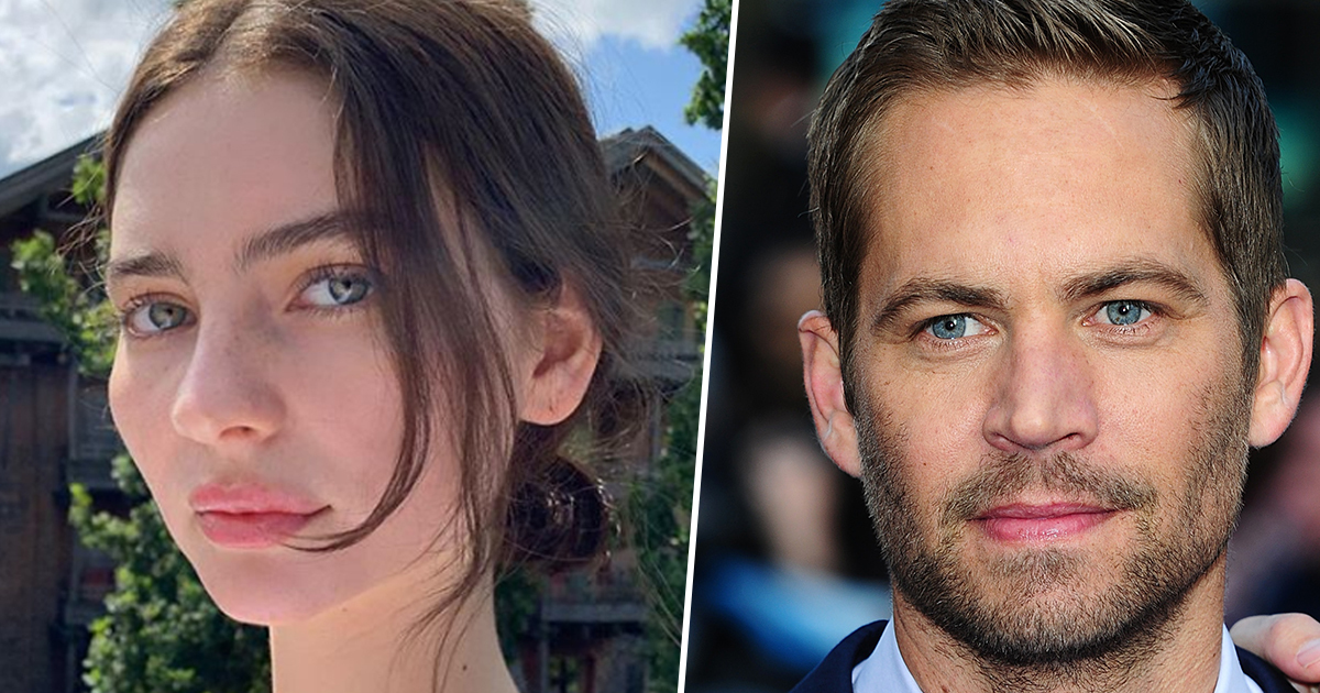 Meadow Walker Paul Walker Thumb