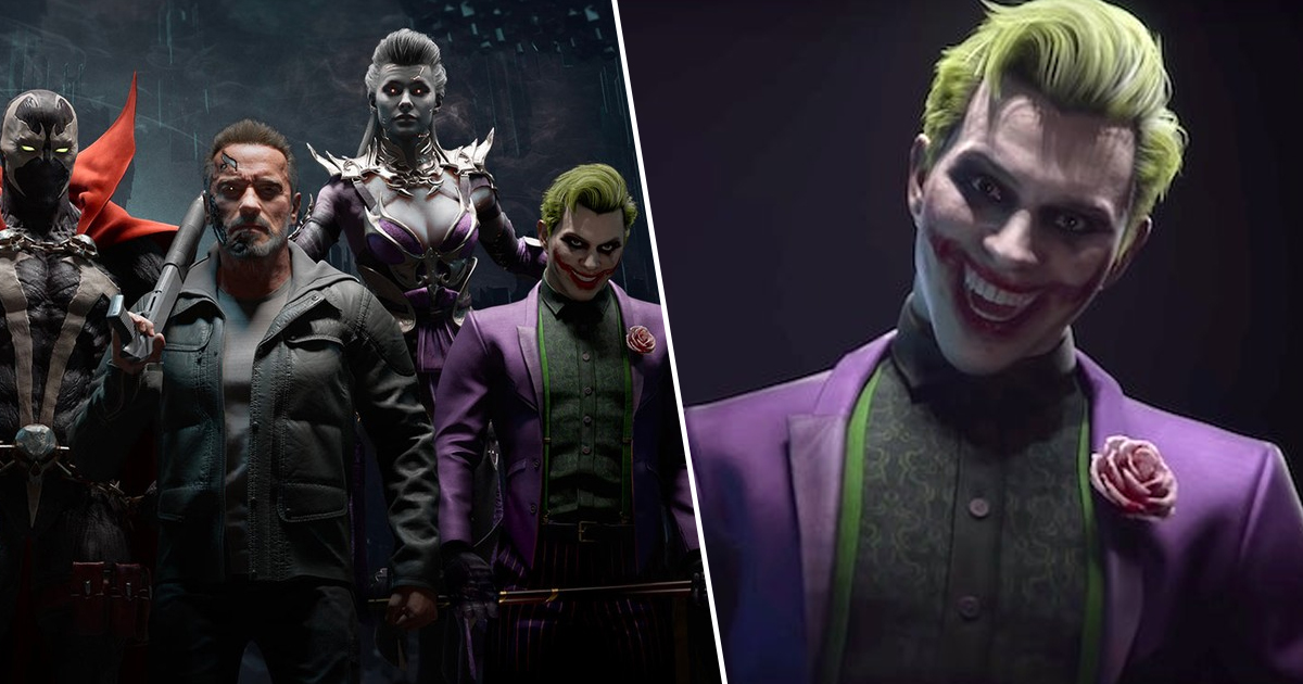The Terminator And Joker Confirmed For Mortal Kombat 11