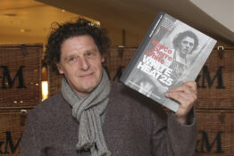 Marco Pierre White Chef Women