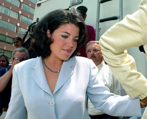 American Crime Story Bill Clinton Monica Lewinsky Impeachment
