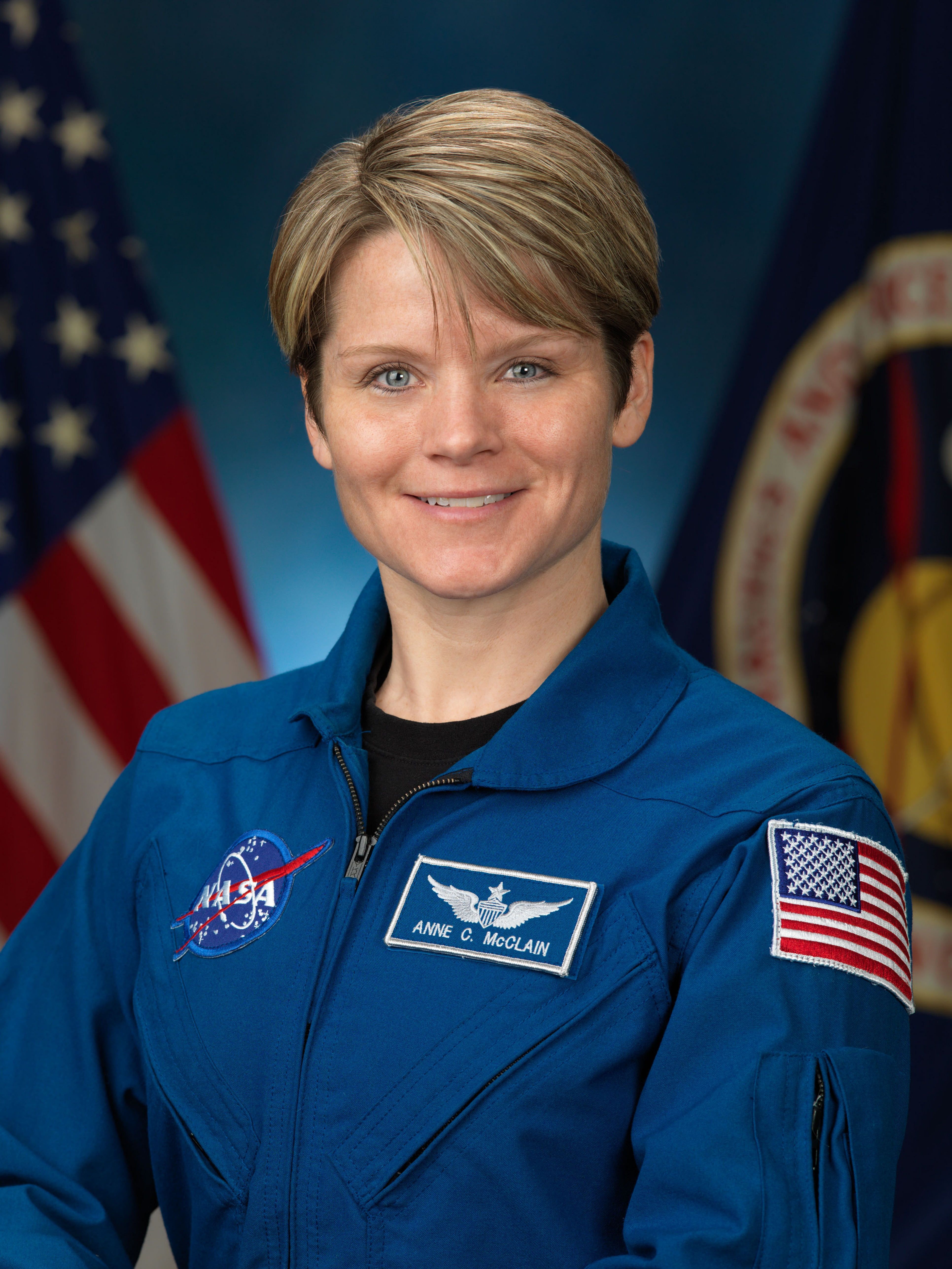 Anne McClain NASA