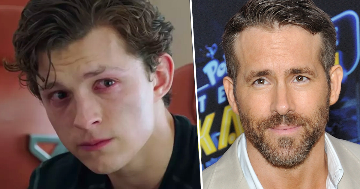 Ryan Reynold's Response To Spider-Man Leaving MCU Is Making Fans Cry
