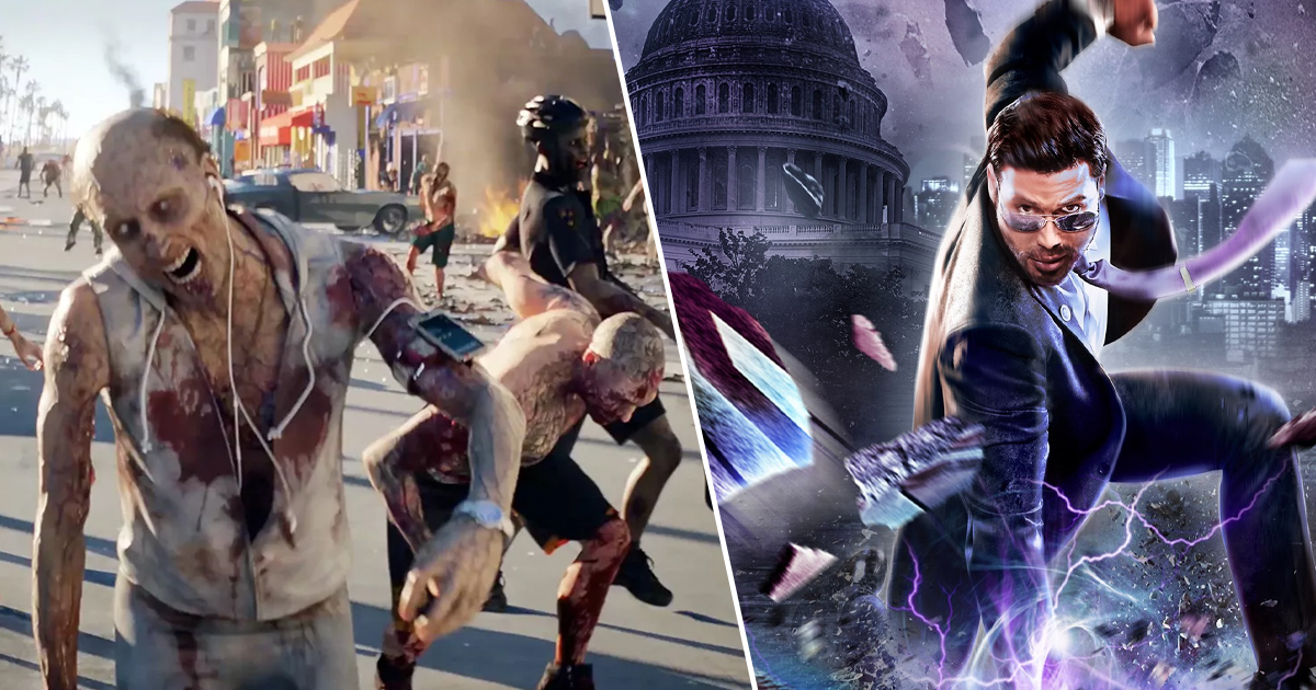 THQ Confirms Saints Row V, Dead Island 2 Development Moves To New Studio