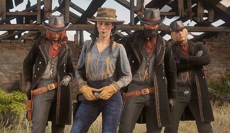 Rockstar 'Only Just Getting Started' With Red Dead Online