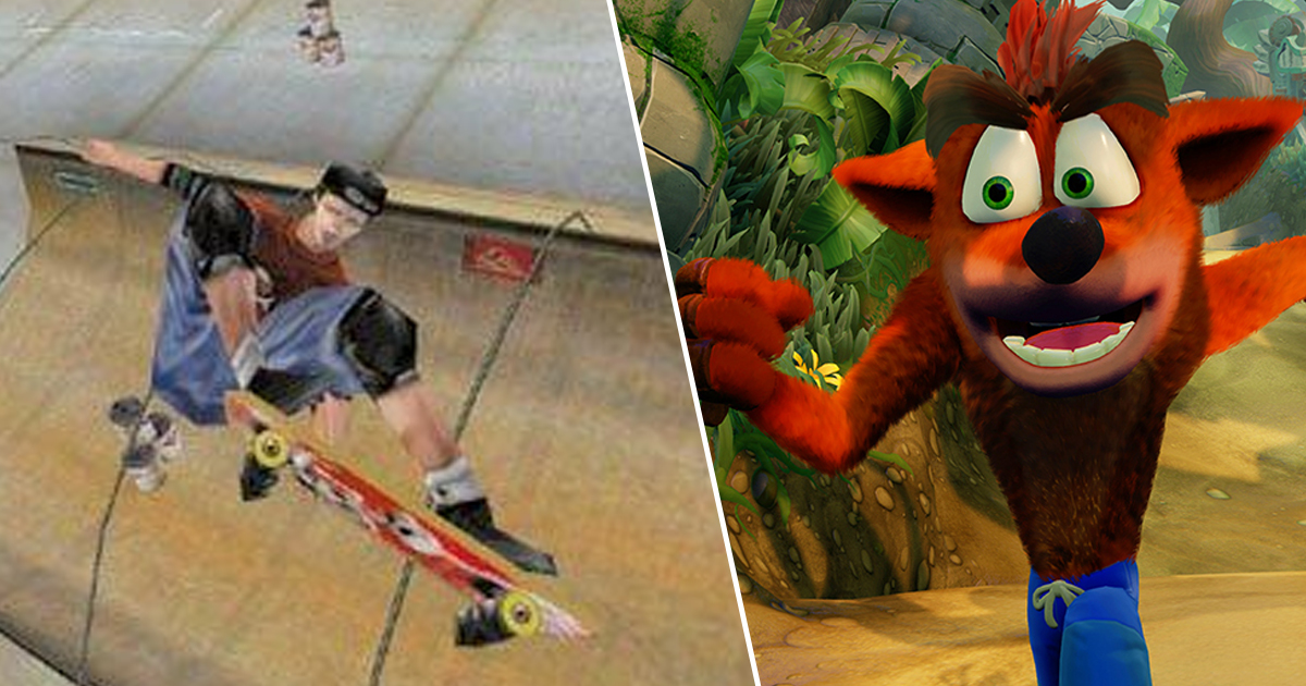 Activision Tease More Remasters, Following Success Of Crash And Spyro