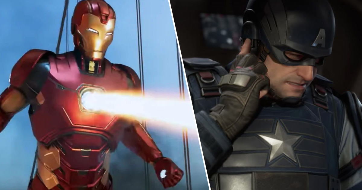 Marvel's Avengers Is 'Stunning' And 'Blew Me Away' Says Nolan North
