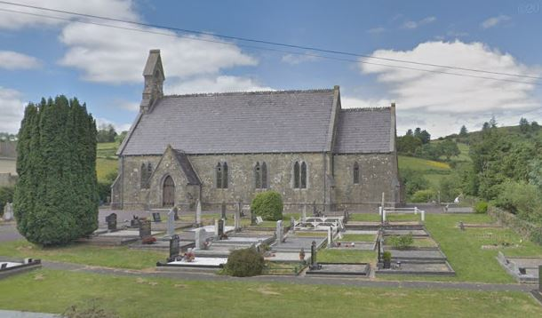 Church where married couple who died within 40 minutes of each other had joint funeral