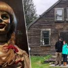 Couple Who Bought Conjuring House Install 24/7 Cameras And Say It's Definitely Still Haunted
