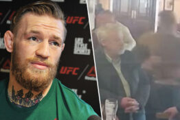 Conor McGregor To Be Charged Over Allegedly Punching Man In Pub