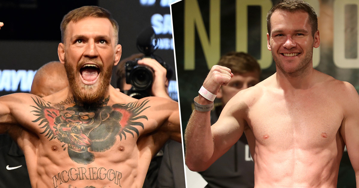 Conor McGregor 'Agrees' To Boxing Match Against European Champ Who Called Him A Bully