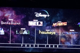 New content announced for Disney+