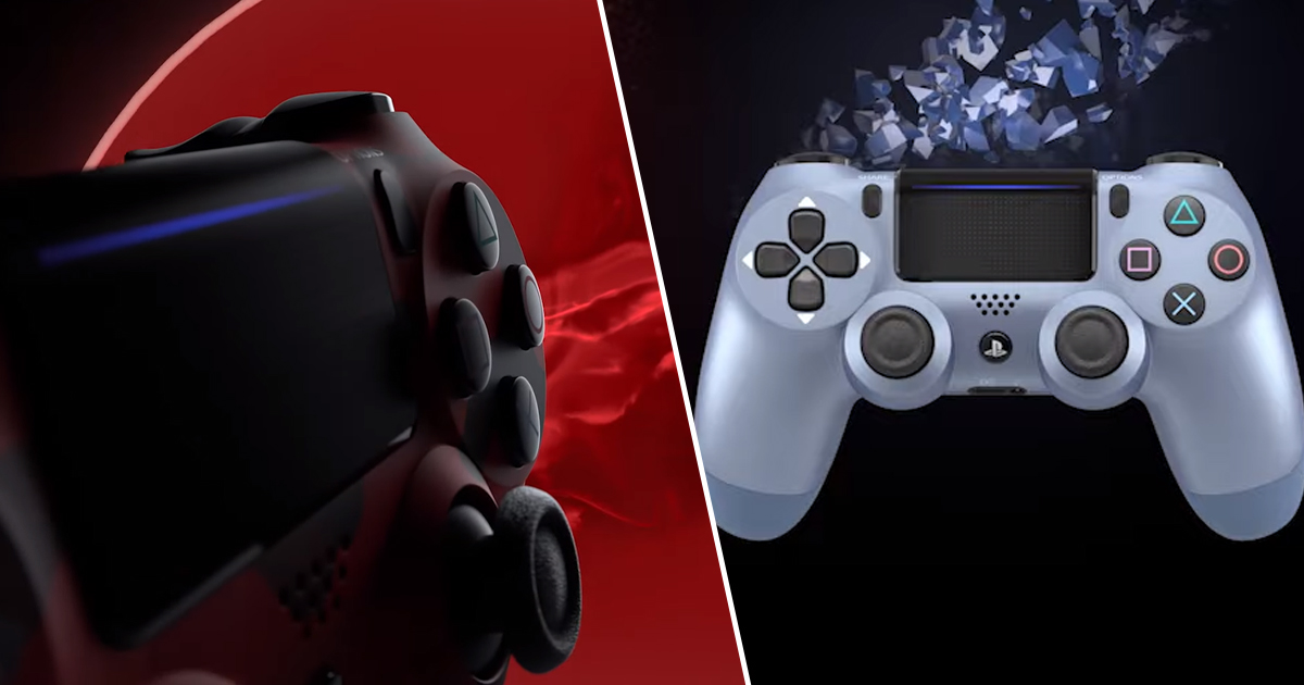 PlayStation Announces Handsome New Range Of DualShock 4 Variants