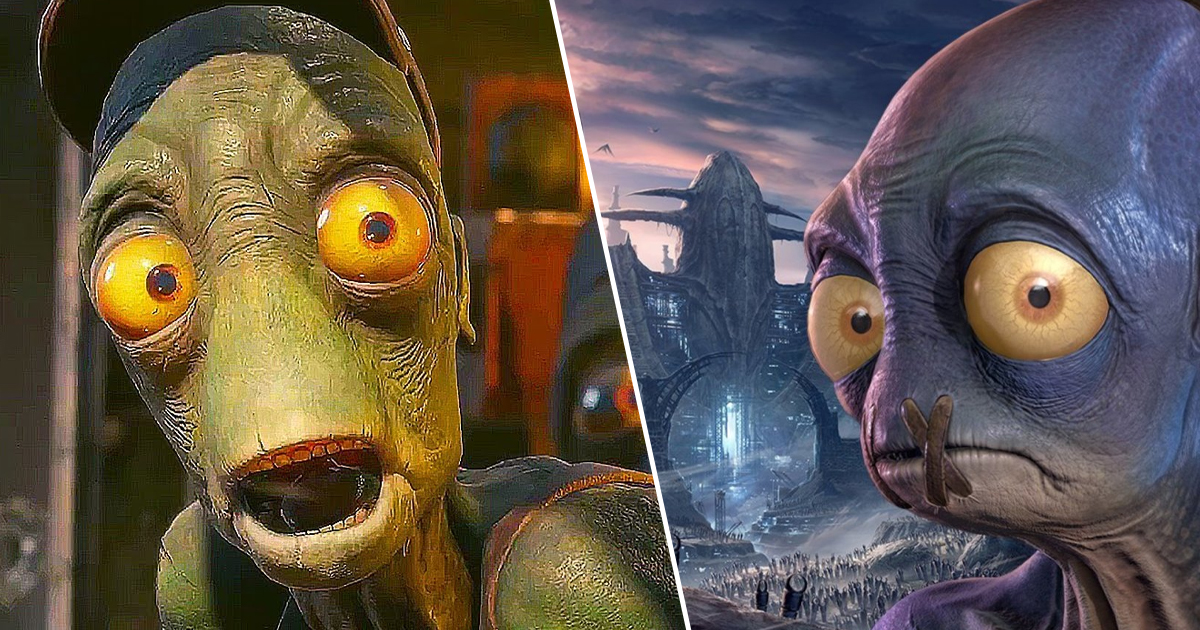 Oddworld: Soulstorm Will Be Epic Store Exclusive, Creator Confirms