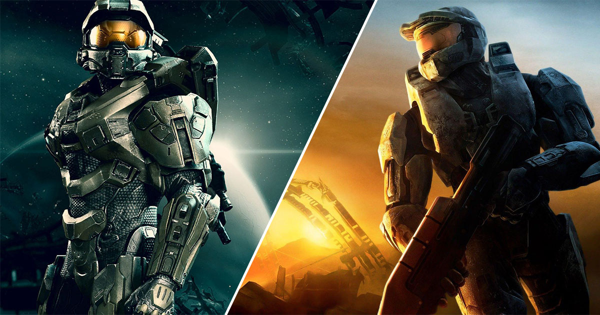 Halo TV Series May Reveal Master Chief Without Helmet